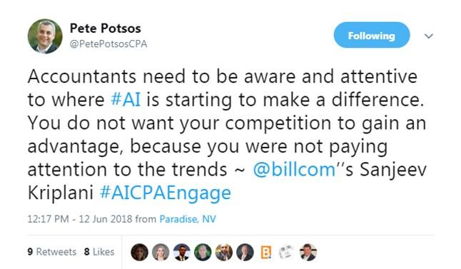 Engage 2018 - AI