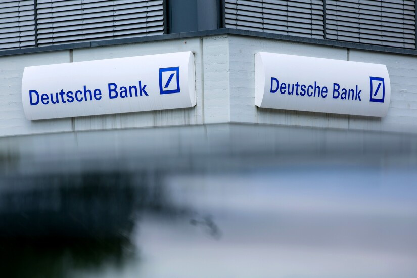 Deutsche Bank by Bloomberg News