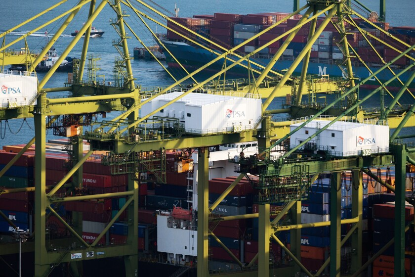 International-trade-port-picture