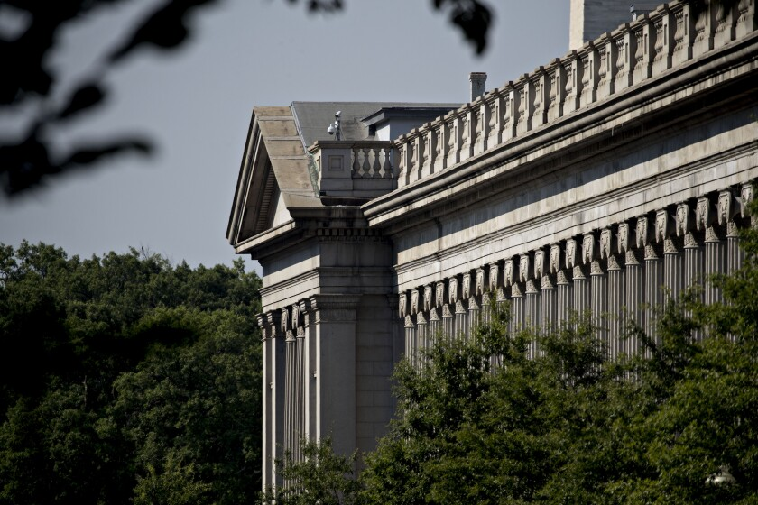 A pair of ProShares ETFs that short Treasury bonds that mature in 20 years or more posted their best performance in almost two years Wednesday.