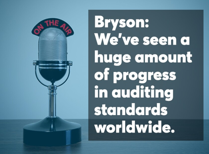 Bryson podcast screen