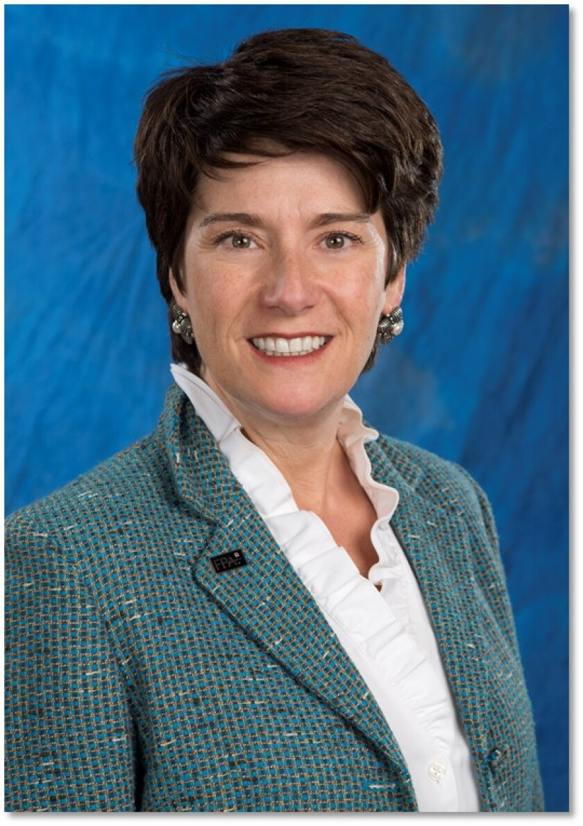 Evelyn Zohlen financial planner and 2018 FPA president-elect