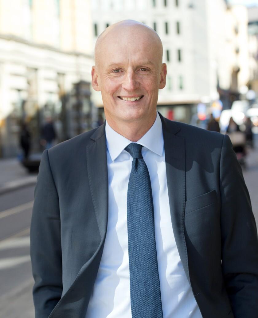 Peter Bodin, CEO-elect of Grant Thornton International Ltd.