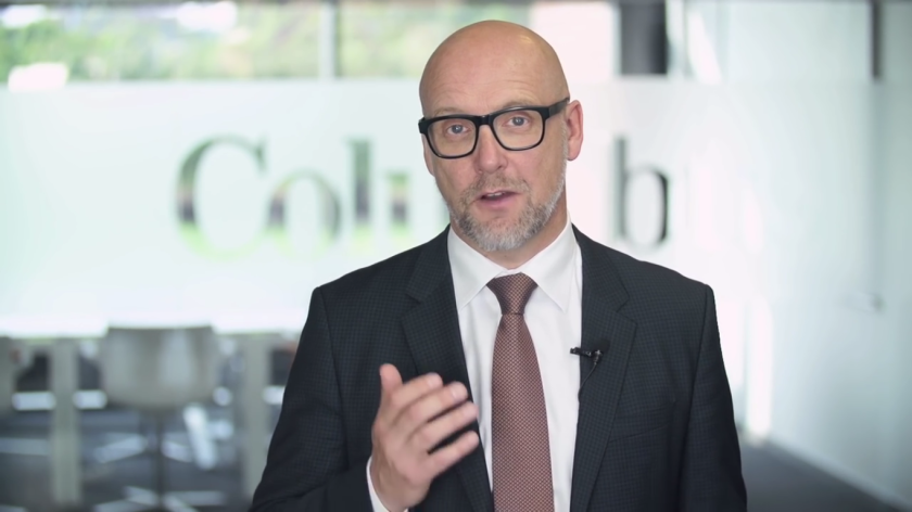 CEO of Columbus Global, Thomas Honoré
