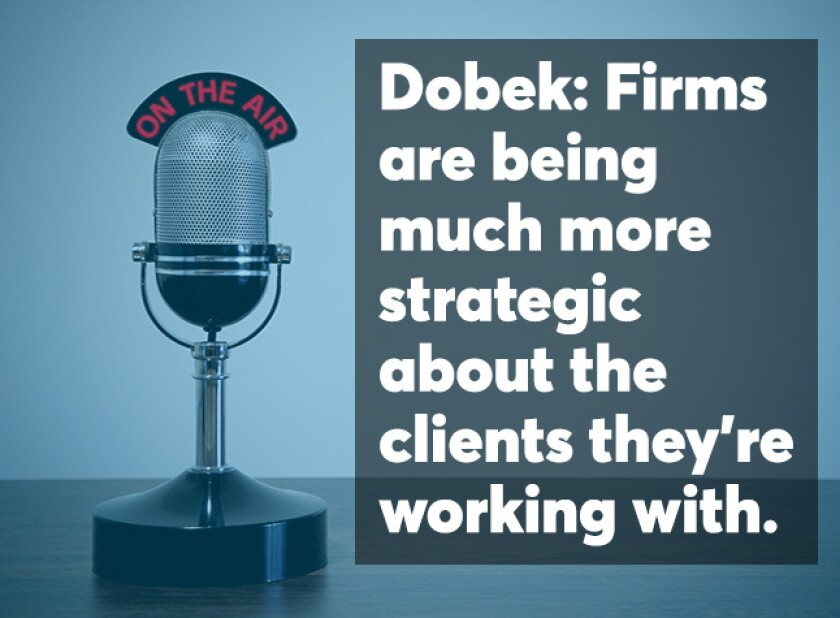 Dobek podcast screen March 2019