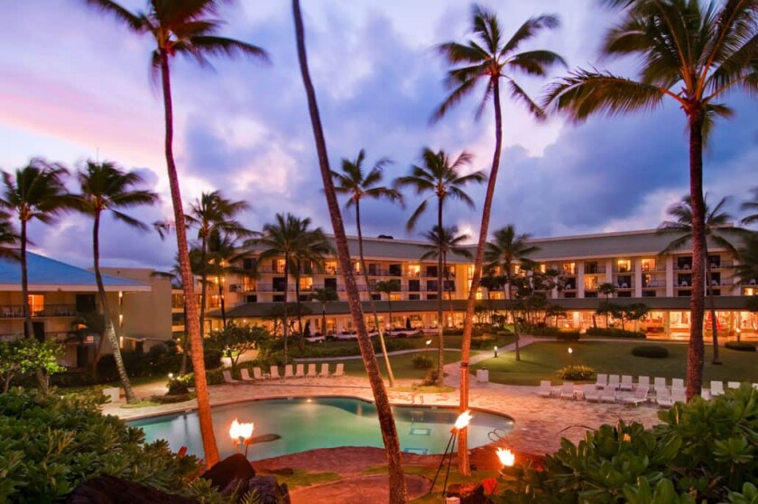 ILG-Kauai Beach Resort Pool