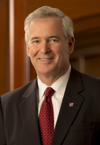 Frank B. Holding, Jr., CEO of First Citizens.