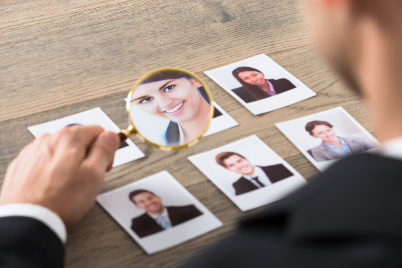 Job-candidates-woman