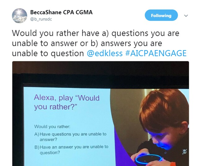 Engage 2018 - kless Rather