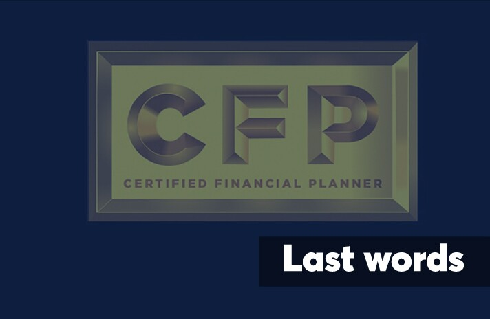 CFP Board fiduciary standards final Comments august 2017
