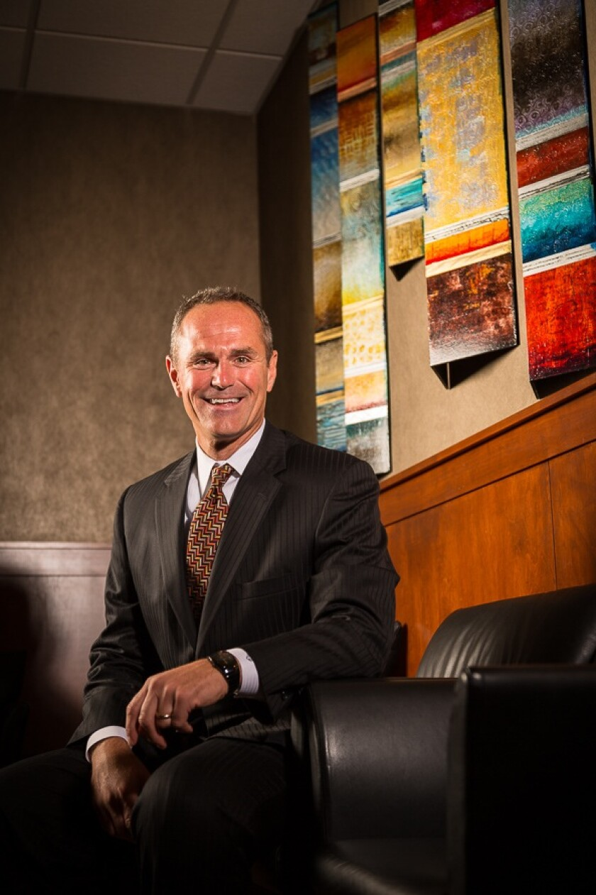 Ron Carson, one of the RIA industry's highest-profile executives.