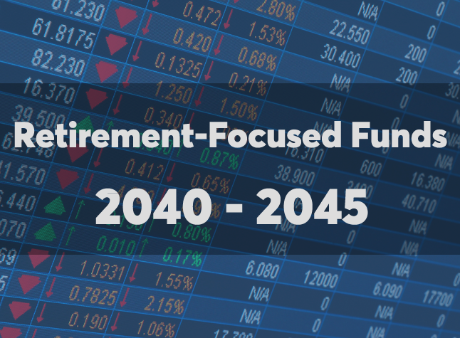 Top performers: Target-date funds 2040 - 2045 | Financial