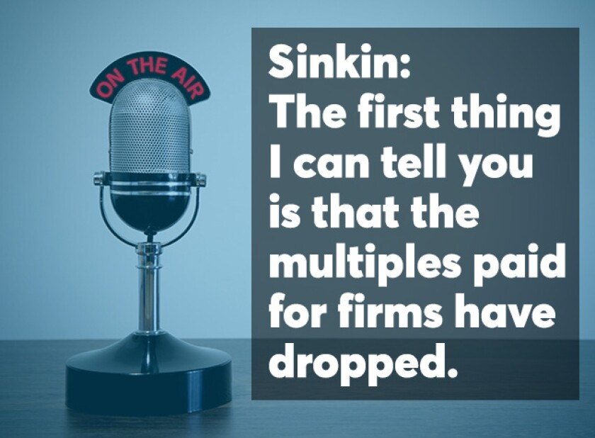 Sinkin 2018 M&A Trends podcast screen