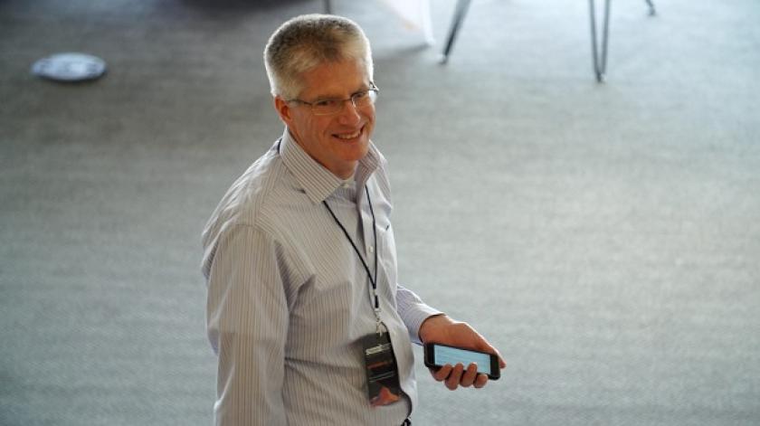 Ed O'Brien CEO eMoney Advisor
