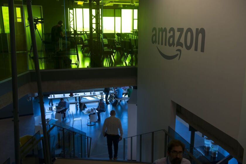 Amazon Will Expand Boston Technology Hub With 2,000 New Jobs