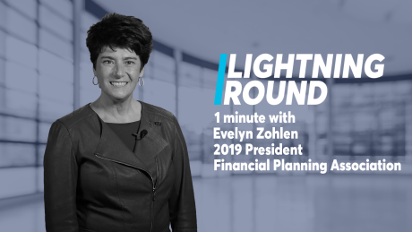 Rules, regulation, fee compression: Lightning Round with 2019 FPA President Evelyn Zohlen