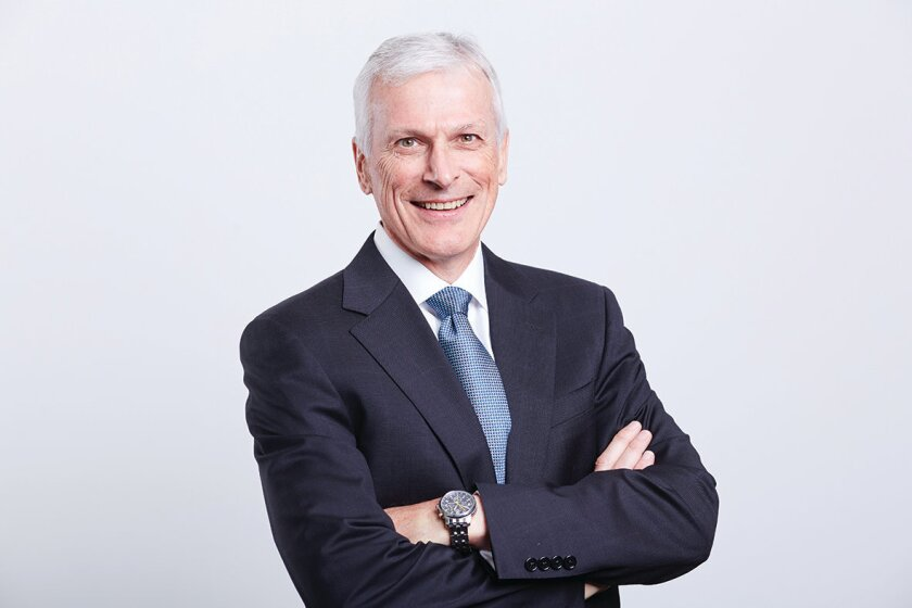 BDO global CEO Keith Farlinger