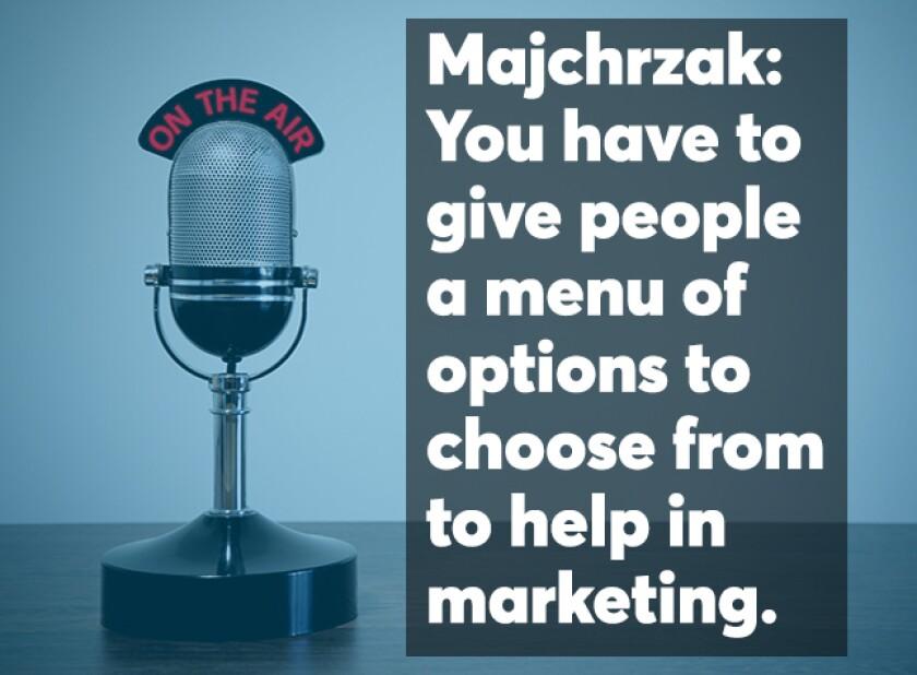 Majrchzak podcast screen
