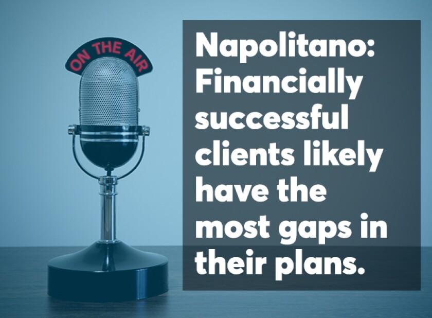 Napolitano Generational podcast screen