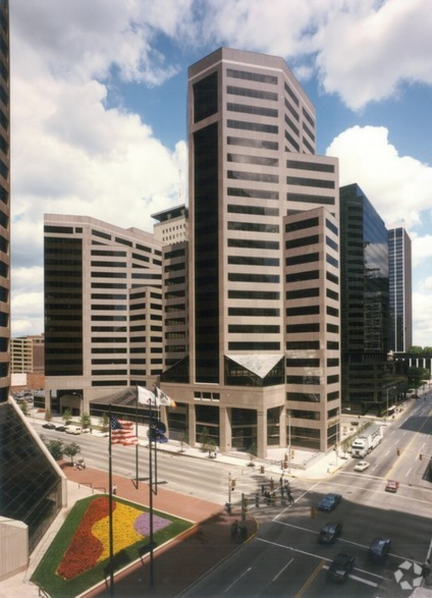 McGuire Sponsel's offices in Indianapolis