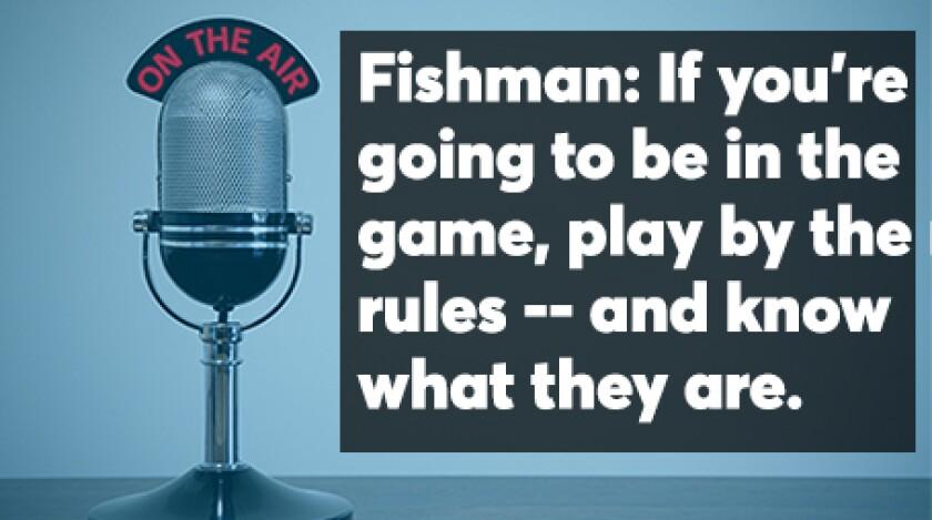 Fishman summer 2019 podcast screen