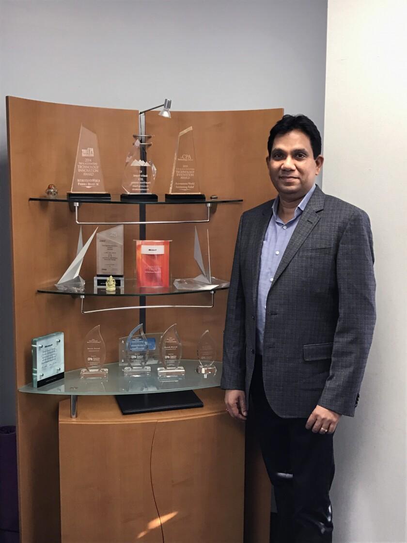 Hitendra Patil, director of practice development at AccountantsWorld