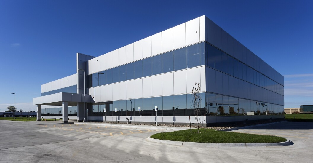 BerganKDV's new offices in Des Moines