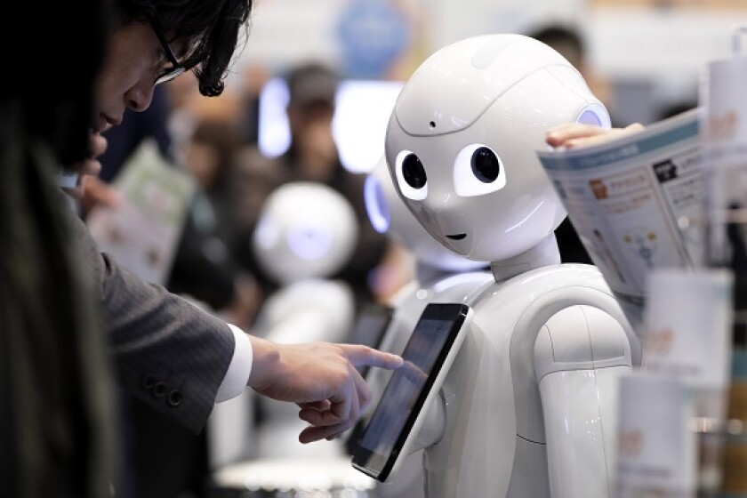 Robots Are Coming for Jobs of as Many as 800 Million Worldwide
