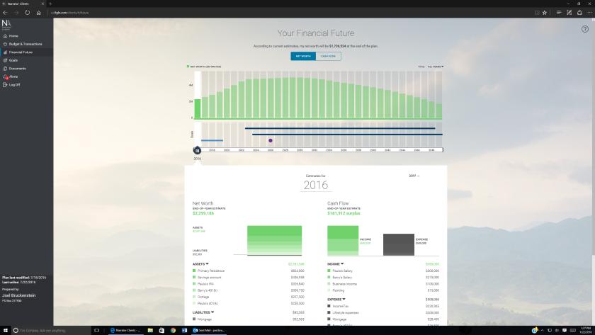 Advicent - Narrator Client portal screenshot.png