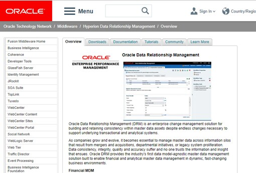 28 top master data management solutions | Information Management