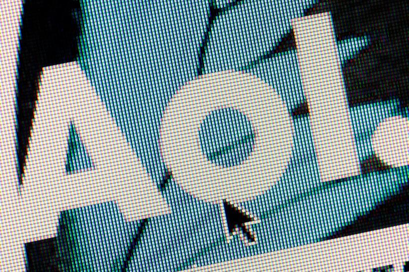 The AOL website.