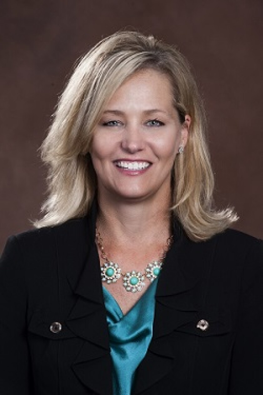 Jodi Perry, Raymond James