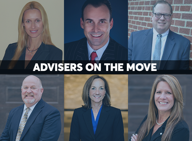 Advisers on the Move