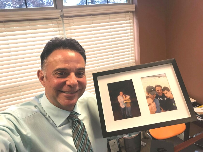 Charles Massimo is the president and founder of CJM Wealth Management and the father of triplets.