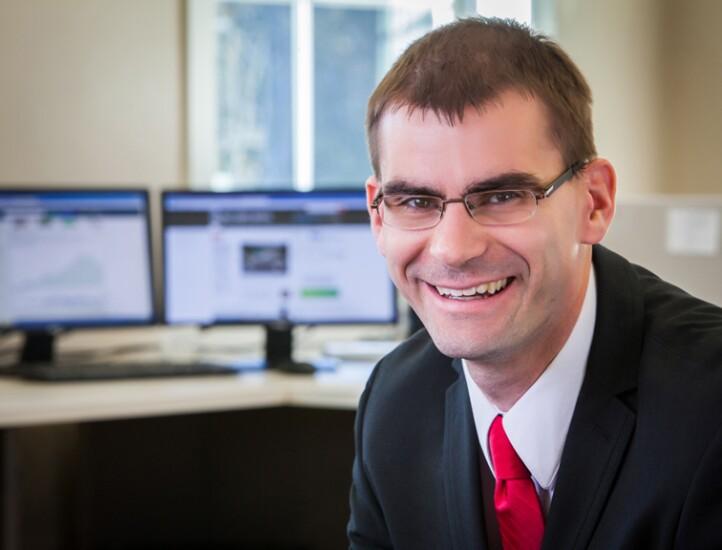 Photo of financial advisor John Bohnsack