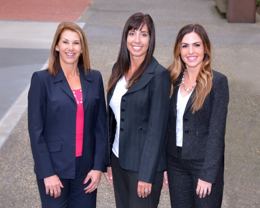 Stifel's newest hires Rhonda Smith, Lynn Syler, and client relationship manager Katelyn Smith joined the firm in Tacoma, Washington.