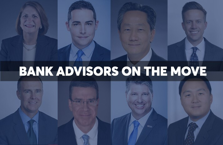 Bank Advisors on the move August 2017
