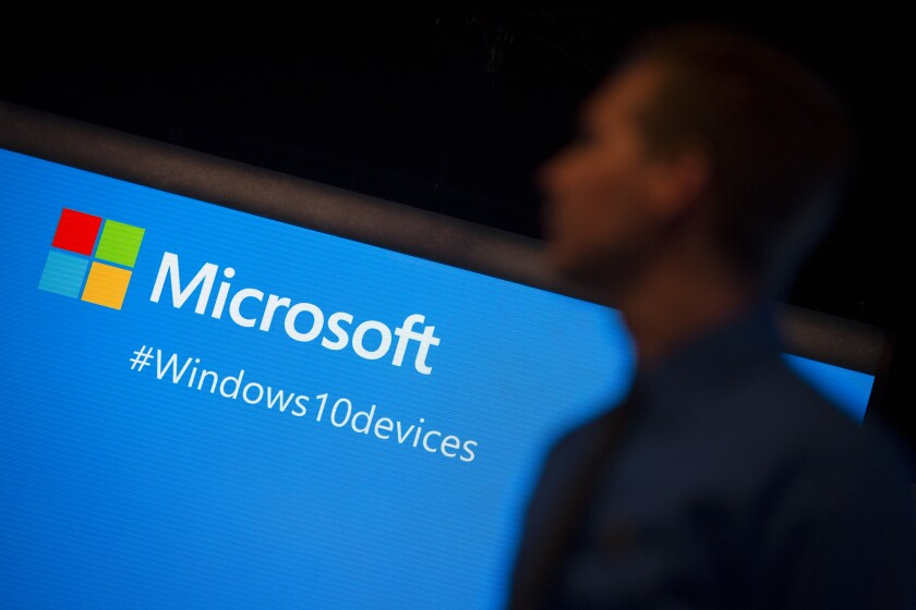 Microsoft Windows 10 branding