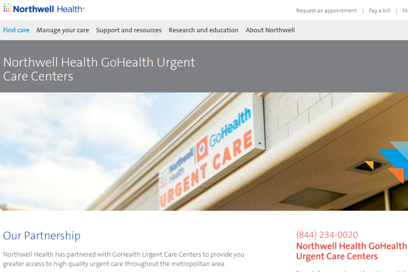 30 largest urgent care center chains in healthcare | Health Data
