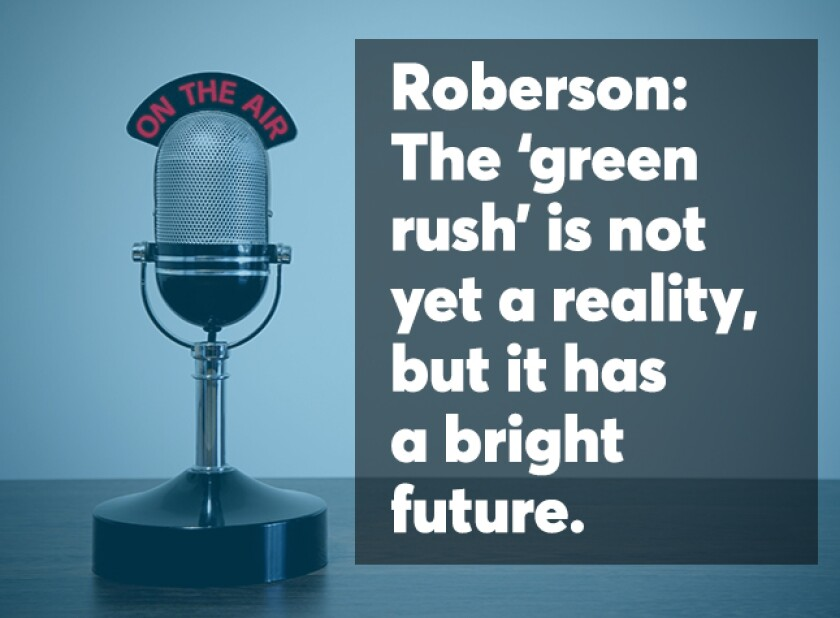 RoseRyan cannabis podcast screen