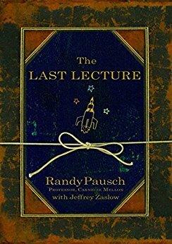 Book cover - Last Lecture