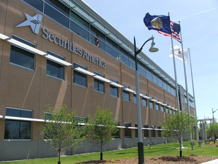 Securities-America-logo-on-building-provided-by-firm