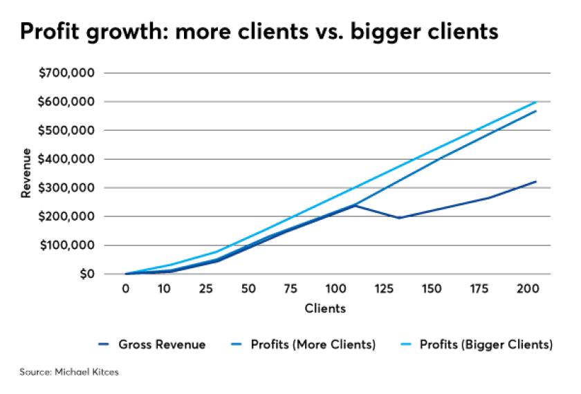 Michael Kitces advisory firm profit growth IAG