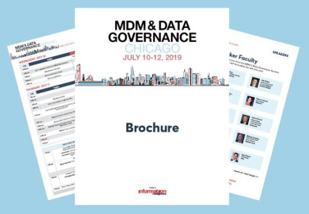 MDM and Data Governance Chicago 2019 | Information