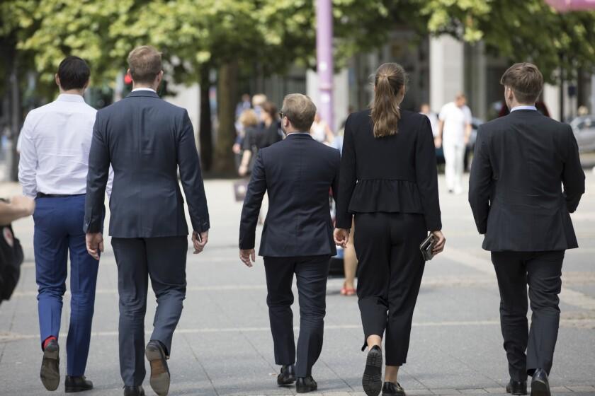 Bloomberg Dress Code