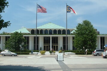North Carolina legislature's building