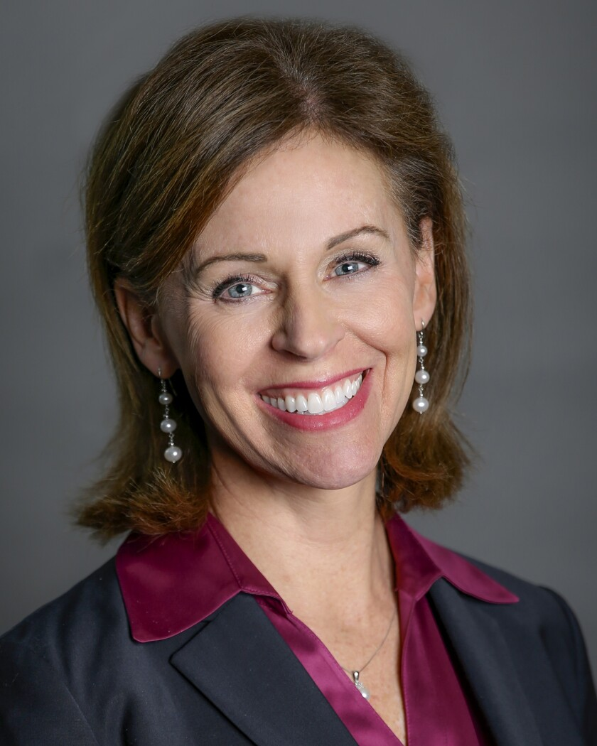 Diane Morais, president of Ally Bank.