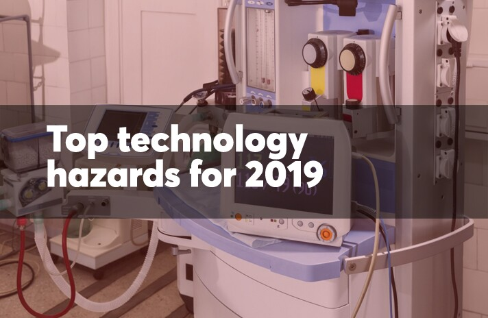 Mahor Technology Management: Top 10 Health Technology Hazards For 2019
