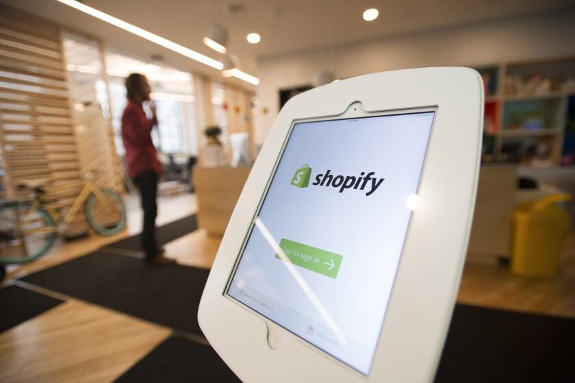 Shopify technology