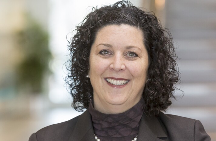 Amy Parsons, Senior Vice President of Global Acceptance, Discover